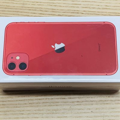 iPhone 11 Red - Brand New
