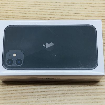 iPhone 11 Black - Brand New